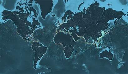 Global Map Interactive Vividmaps Visualization Movements