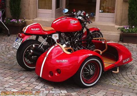 Ducati Sport Classic Sidecar