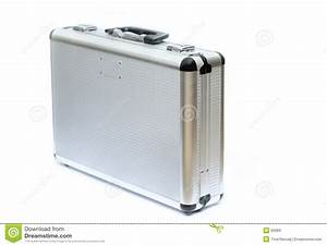 Metal Silver Briefcase Royalty Free Stock Images - Image ...