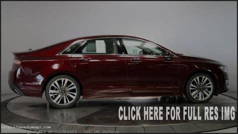 2019 Lincoln Mkz Hybrid Gas Mileage  2019 Auto Suv