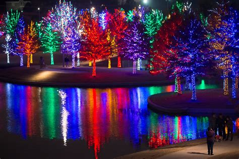 ditmas oark christmaslight displat 9 best places to see lights in dfw dallas observer