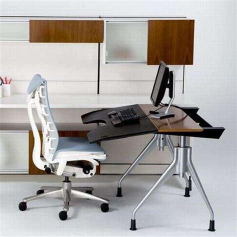 Office Desk Equipment by Motorized Office Desks Herman Miller Envelop