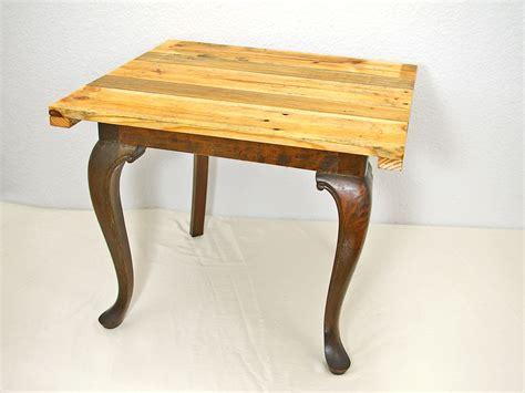 Tisch Aus Palettenholz by Holztisch Palettenholz Beistelltisch Tisch Kleiner