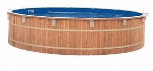 Piscine Bois Ronde : piscine ronde en bois ~ Farleysfitness.com Idées de Décoration