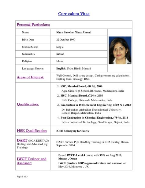 Matrimonial Profile Sle Resume by Matrimony Profile Template 28 Images Where Can I Get Templates To Create Biodata For 1000