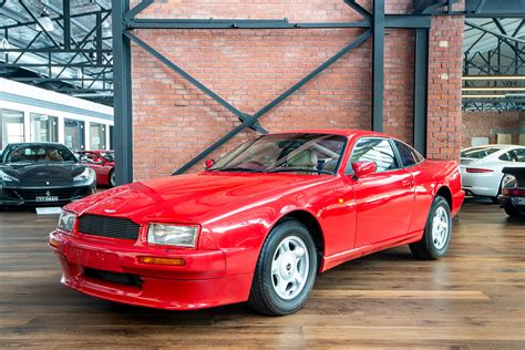1990 Aston Martin Virage Manual - Richmonds - Classic and ...