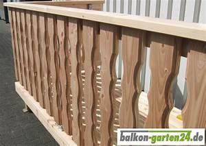 Balkon Handlauf Holz : balkon balkonbretter holzbalkone restposten ~ Lizthompson.info Haus und Dekorationen