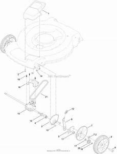 Toro 20370  22in Recycler Lawn Mower  2014  Sn 314200001