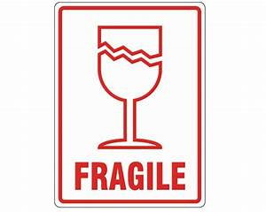 Pics For > Fragile Glass Labels Printable