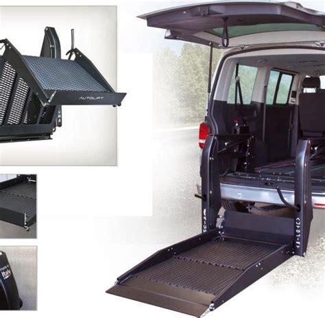 pedane per auto pedane furgoni per disabili sollevatori in alluminio per