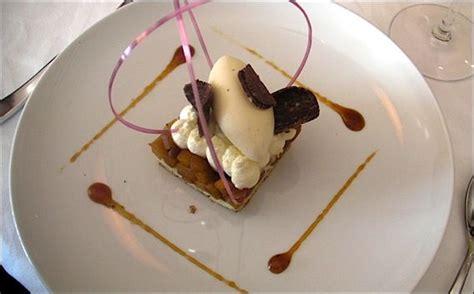 biscuit madeleine 224 la truffe pomme confite mousse chocolat blanc et glace 224 la truffe by