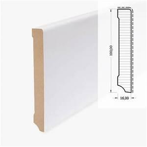 Sockelleisten Weiß Holz : cube sl 640 hoco leisten und parkett ~ Michelbontemps.com Haus und Dekorationen