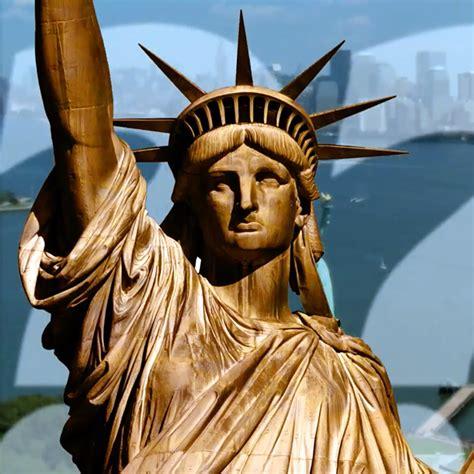 original statue of liberty color statue of liberty original color the statue of liberty
