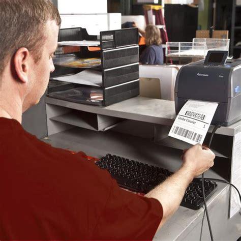 imprimante de bureau soluwan imprimante codes barres de bureau intermec pc43t
