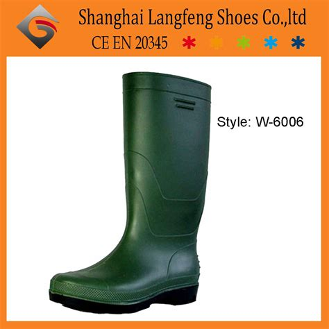 Rubber Boot Hs Code by China Pvc Gum Boots W 6036y Photos Pictures Made In