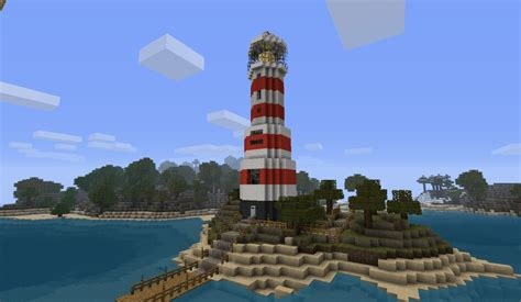 simple kitchen island plans leuchtturm lighthouse with a small appartement minecraft