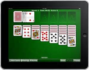 solitaire deck hde4 software