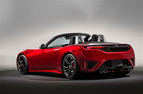 Honda New S2000 by Honda S2000 Sports Car To Return As Mazda Mx 5 Rival Autocar