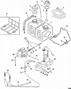 Oil Injection Components For Mariner    Mercury 135  140  150