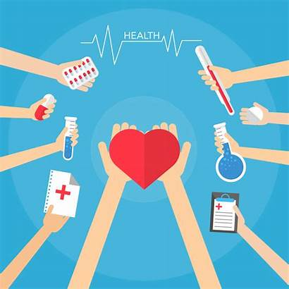 Health Care Control Take Living Healthy Resolve
