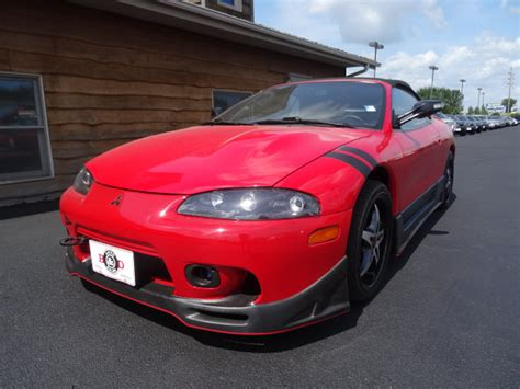 1998 Mitsubishi Eclipse by 1998 Mitsubishi Eclipse Gs For Sale 15 Used Cars From 775