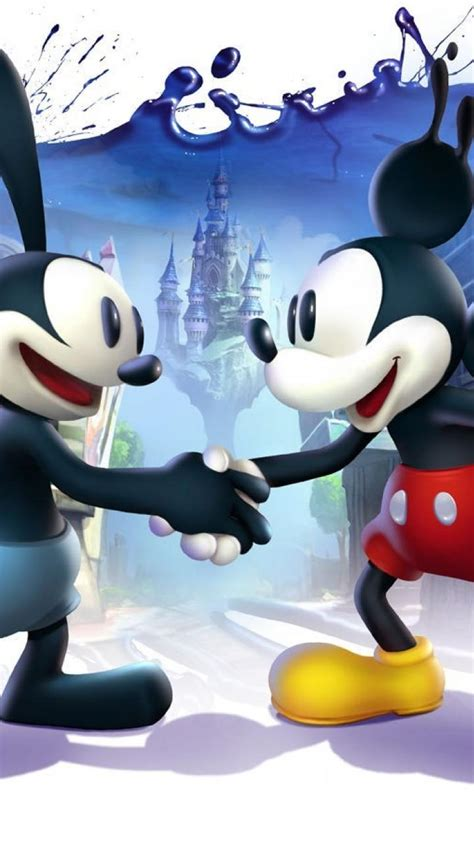 video games mickey mouse wallpaper
