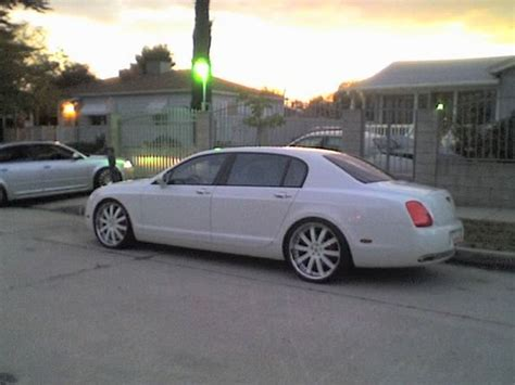 Bentley Flying Spur Modification by Georgescustoms 2006 Bentley Continental Flying Spur Specs
