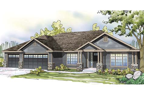 ranch house designs ranch house plans oak hill 30 810 associated designs
