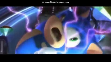 Sonic The Werehog Transformation But With The Sonic Dash