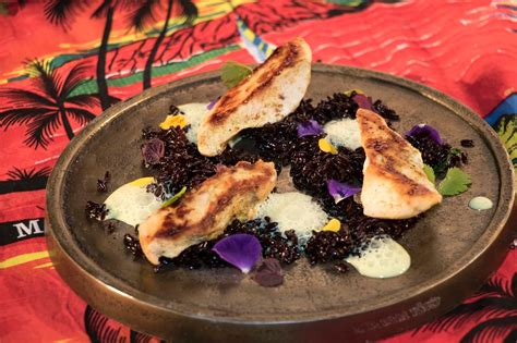creole cuisine entrée to black creole cuisine at the foire de