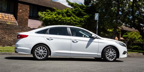 2017 Hyundai Sonata Active review   CarAdvice