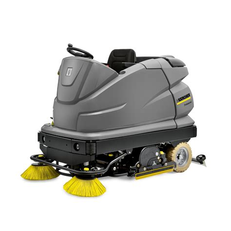 ride on floor scrubber b 250 r karcher