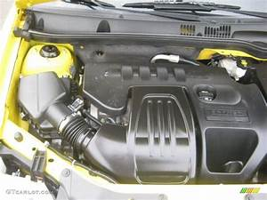 2007 Chevrolet Cobalt Lt Coupe 2 2l Dohc 16v Ecotec 4 Cylinder Engine Photo  61640877