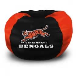 cincinnati bengals bean bag chair by northwest