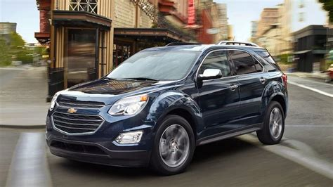 4wd Suvs by 2017 Equinox 4wd Suv Awd Chevrolet Equinox Suv