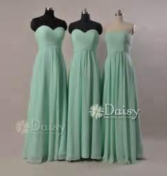 bridesmaid dresses mint green mint bridesmaid dresses custom mint green chiffon bridesmaid dre