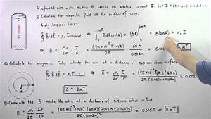 Ampere U0026 39 S Law Example   2