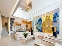 artwork for home An Art Collector's $14.5M West Village Carriage House Is ...