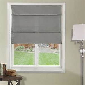 chicology cordless magnetic roman shade window blind With cordless cloth blinds