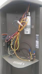 Hvac - Compressor  Fan Stays Off When Cooling Turned On