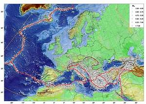 The earthquake risk and Europe (Constantine Alexander's ...