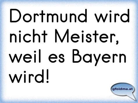 Dortmund Wird Nicht Meister, Weil Es Bayern Wird