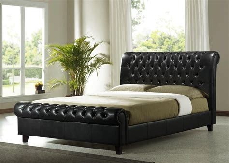 King Size Bed Frame And Headboard by King Size Bed Frame With Headboard Loccie Better Homes