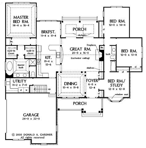 2 open floor plans one open floor plans with 4 bedrooms generous one