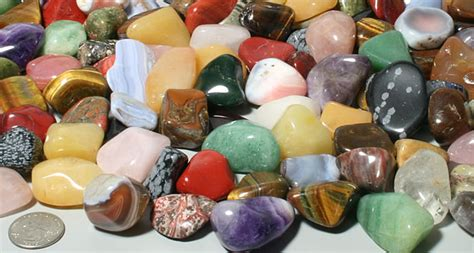 tumbled mixtures the economical way to buy stones