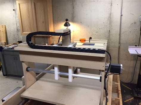 build  cnc router    popular woodworking