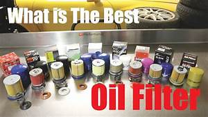 I Cut Them All Up  Best Oil Filter Available Right Now