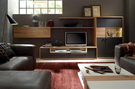 Möbel Modern Wohnzimmer by Moderne Fernsehwand Im Wohnzimmer Ideen Top