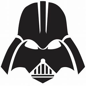 Darth Vader Mask | Free Star Wars Pumpkin Templates ...