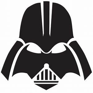 Darth Vader Mask | Free Star Wars Pumpkin Templates ...